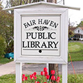 Welcome to the Fair Haven Public Library